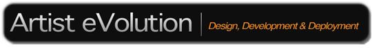 Artist eVolution Web Design in Bozeman, MT